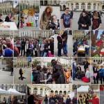 6 mai 2015, la place de la Mairie à Rennes fêtait les P'tits Bonheurs!