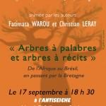 Fatimata Warou et l'arbre à palabres