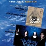Exposition, conférence et concert à Saint-Gilles